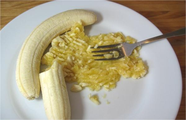 kramp i magen av banan