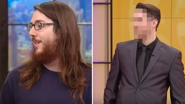 Han var för ful för sin flickvän - men kolla bara hur han ser ut efter förvandlingen