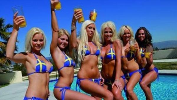 14 mindre bra saker som människor i andra länder tycker om Sverige