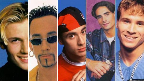 Så här ser grabbarna från Backstreet Boys ut idag