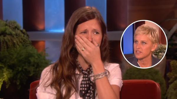 Hon har varit döv i hela sitt liv - nu avslöjar Ellen svärmoderns hemlighet