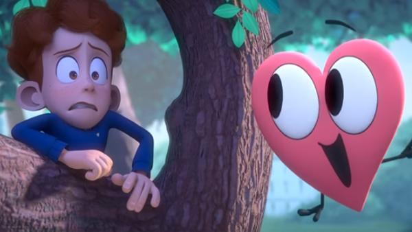 Den här animerade kortfilmen om en pojke som kommer ut som homosexuell sprider sig med rekordfart