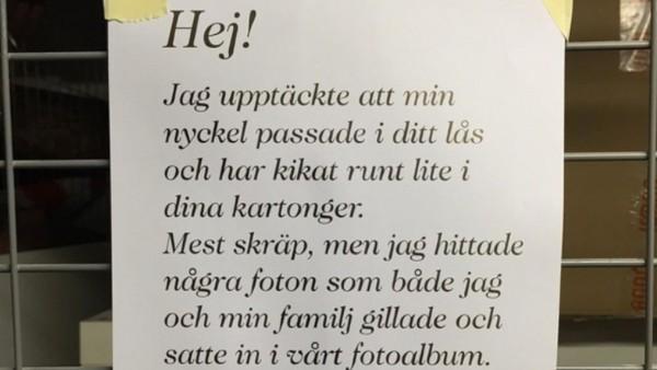 13 roliga och briljanta lappar där en svensk blåser sina grannar totalt