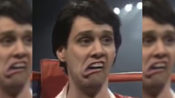 Jim Carrey som Rocky Balboa - ingen kan göra de lika bra som den här mannen